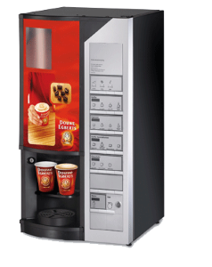 Freshbrew koffieautomaat Re-Fabricated